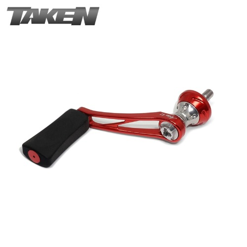 타켄 AREA41 핸들 레드/TAKEN AREA41 HANDLE RED 41mm
