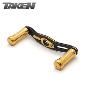 타켄 SS 듀얼코어 핸들 골드/TAKEN SS DUAL CORE HANDLE GOLD 85,90mm