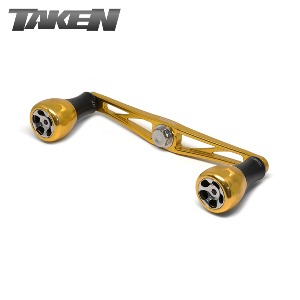 타켄 AZ120 핸들 골드/TAKEN AZ120 HANDLE GOLD 120mm