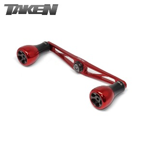 타켄 AZ120 핸들 레드/TAKEN AZ120 HANDLE RED 120mm