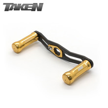타켄 SS 카본 핸들 골드/TAKEN SS CARBON HANDLE GOLD 85,90mm