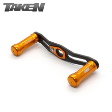 타켄 SS 카본 핸들 오렌지/TAKEN SS CARBON HANDLE ORANGE 85,90mm