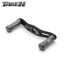타켄 SS 듀얼코어 핸들 건메탈/TAKEN SS DUAL CORE HANDLE GUNMETAL 85,90mm