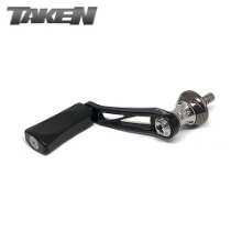 타켄 AREA38 핸들 (시마노) 블랙/TAKEN AREA38 HANDLE (SHIMANO) BLACK 38mm