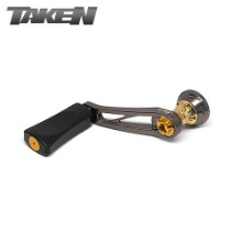 타켄 AREA38 핸들 (다이와) 골드/TAKEN AREA38 HANDLE (DAIWA) GOLD 38mm