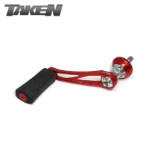 타켄 AREA43 핸들 레드/TAKEN AREA43 HANDLE RED 43mm
