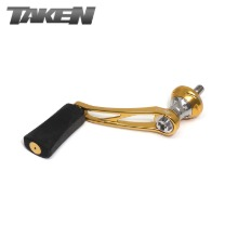 타켄 AREA43 핸들 골드/TAKEN AREA43 HANDLE GOLD 43mm